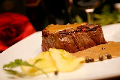 La mejor carne del mundo. Restaurante La Cabaña Argentina