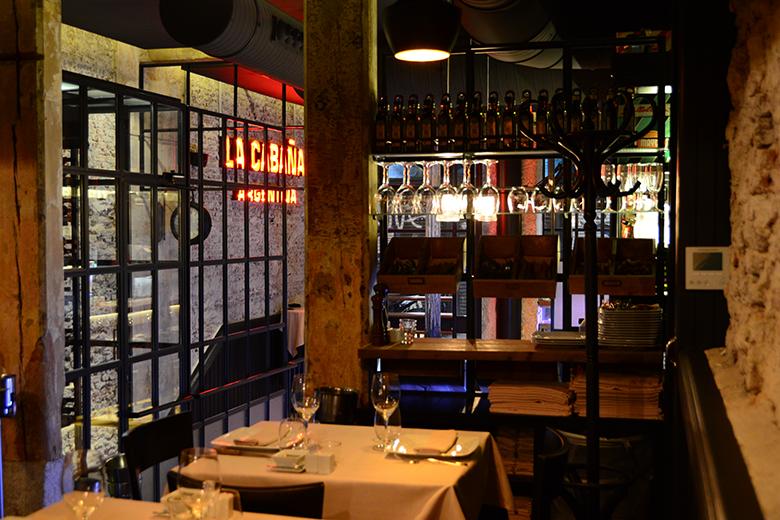 El mejor restaurante argentino de madrid restaurante - Cabanas cerca de madrid ...